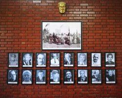 """Topluluk odamızda """"Devrim Şehitleri Duvarı"""" oluşturduk."""