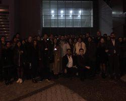 Mahmut Esat Bozkurt Bütünlük ve Tüzük Çalıştayı'na Katıldık.