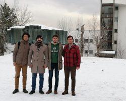 İstanbul Kültür Üniversitesi Atatürkçü Düşünce Kulübü Başkanı Fatih Efe topluluğumuzu ziyaret etti.