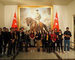 Ankara Gezimizi Gerçekleştirdik