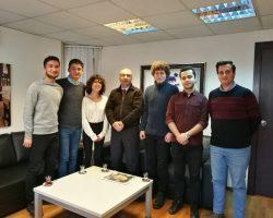 Cumhuriyet gazetesi Ankara temsilcisi Sertaç Eş'i makamında ziyaret ettik