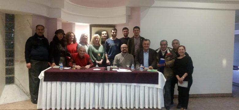 Ankara CUMOK ve İTÜ Birlik ortak etkinliğinde değerli gazetecimiz Uğur Mumcu'yu andık