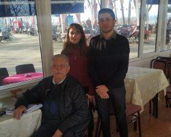 Prof. Dr. Cüneyt Akalın'ı ziyaret ettik