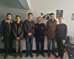 Dr. Serdar Şahinkaya'yı ziyaret ettik