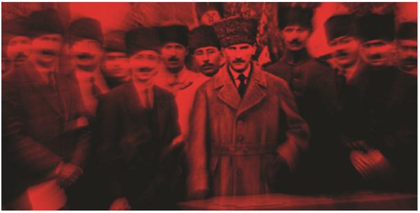 MİLLİ MÜCADELE YOLUNDA ERZURUM KONGRESİ
