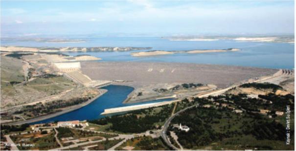 Fırat-Dicle Havzasında Sınır Aşan Su Politikası