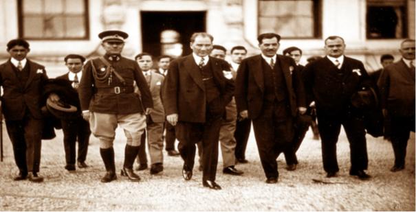 Farklı Bir Modernlik Projesi Olarak Kemalizm