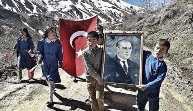 ULUS EGEMENLİĞİ 100 YAŞINDA!